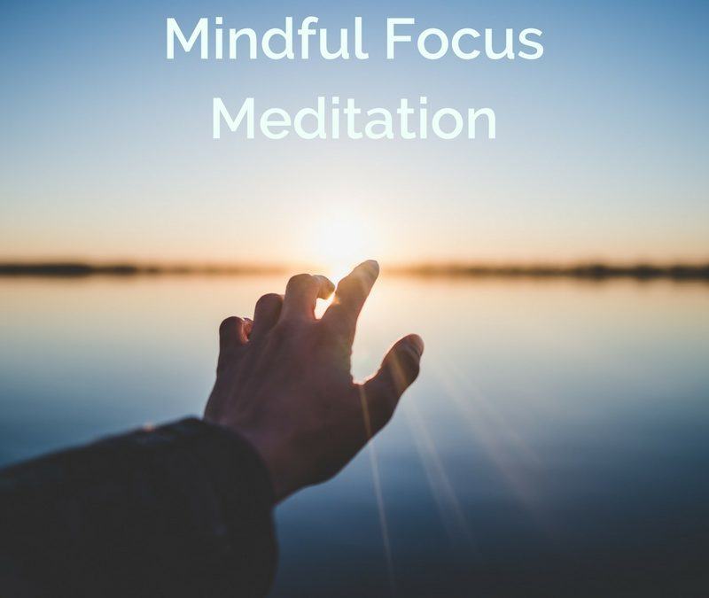 Mindful Focus – For Students in School and Students of Life